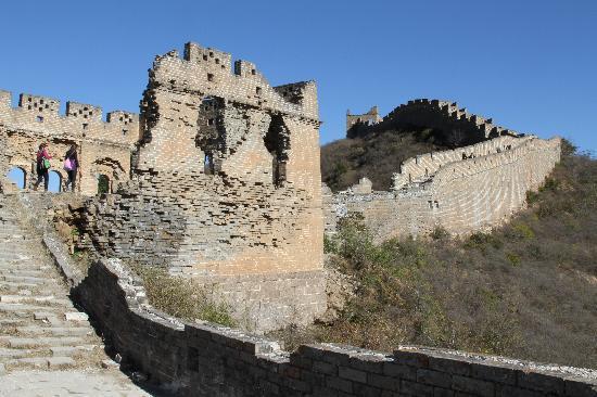 Jinshanling Great Wall: 真正的长城