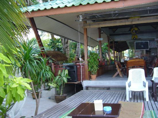 Wind Beach Resort: 餐厅