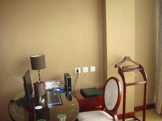 E Mei Shan Hot Spring Hotel : 很安静