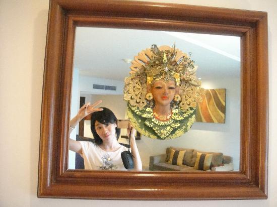 Four Seasons Resort Bali at Jimbaran Bay: DSC00964