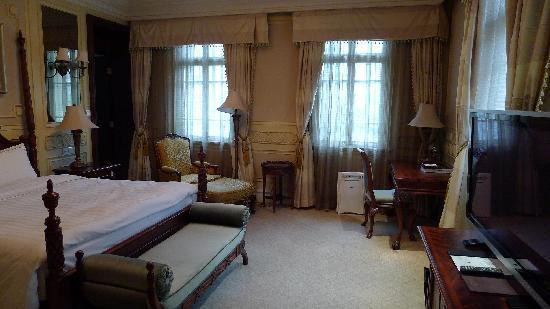 Bund Garden Hotel: 卧室 1