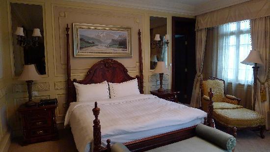 Bund Garden Hotel: 卧室 2