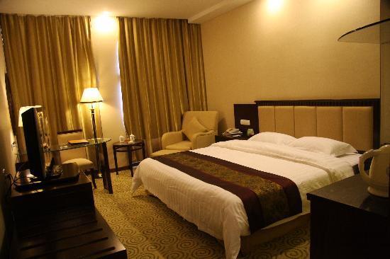 Qidu Hotel: 大床间