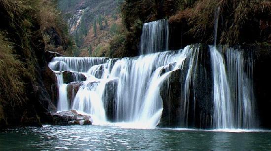 Songtao County, Kina: 松桃的水