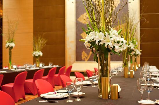 Hainan Junhua Haiyi Hotel: 商务晚宴