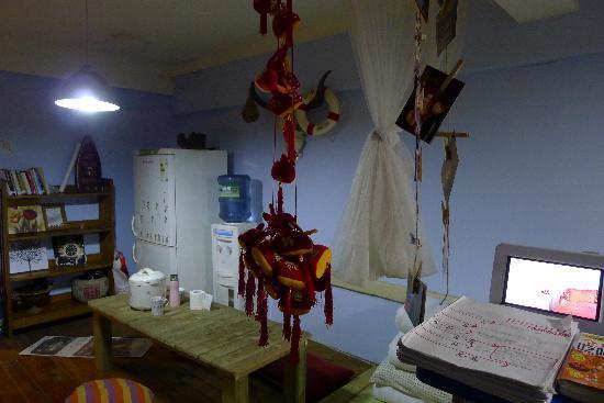 Tongxingwu Inn Chengdu Romantic Holiday : 接待处