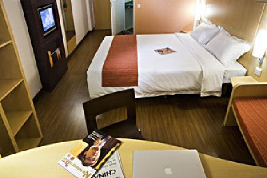 Ibis Hotel Tianjin Tanggu Yanghuo Market: 简约舒适