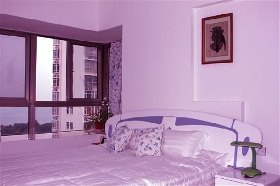 Yazhilan Family Inn: 1105房。我们入住的房间