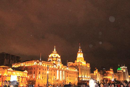 The Bund City Sculptures
