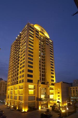 Qingtian Renhe Wangchao Hotel : 酒店全景