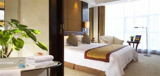 Qingtian Renhe Wangchao Hotel : 客房