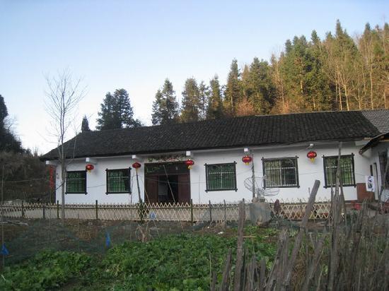 Shijia Yuanzi Inn Zhangjiajie : 外景