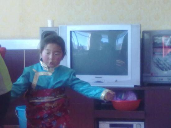 Qinghaihu Muminzhijia Youth Hostel: 毛毛