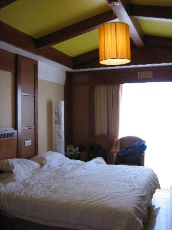 Dali Direguo Hotel: 房间内