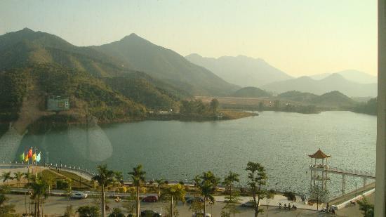 East Lake International Hotel: 湖景