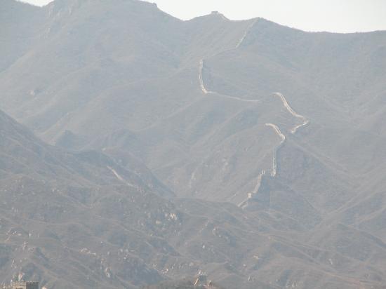 Pinggu Jiangjunguan Great Wall: DSCN5923