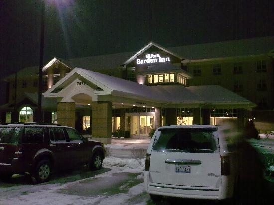 Hilton Garden Inn Rockford: 20101216211