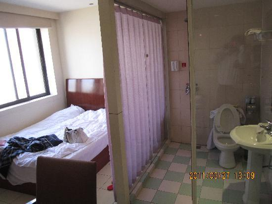 Yinhai Jiahua Boutique Hotel Ji'nan Quancheng Square : IMG_0884[1]