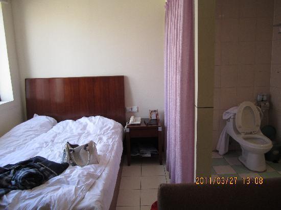 Yinhai Jiahua Boutique Hotel Ji'nan Quancheng Square : IMG_0883[1]