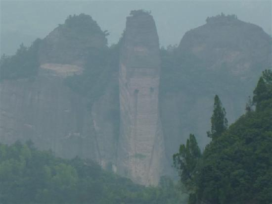 Tianmen Mountain of Guilin