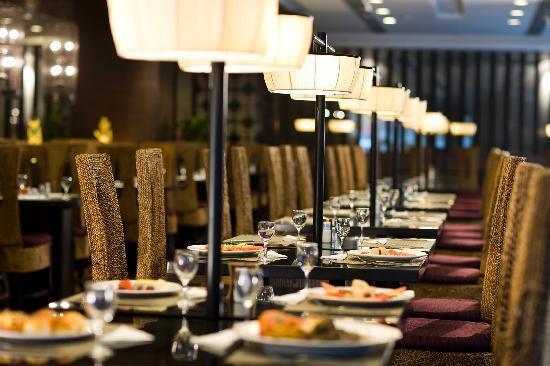 Nanchang SSAW Hotel: 西餐厅