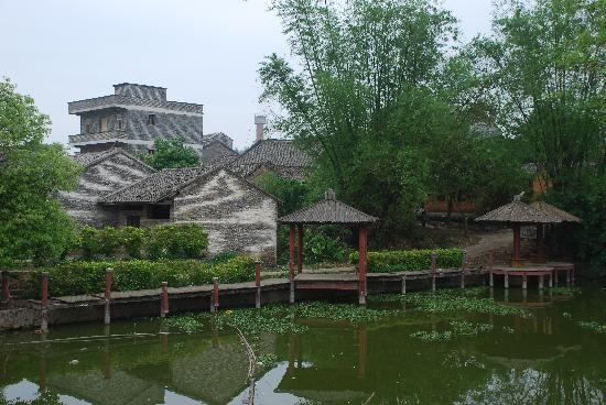 Yangmei Ancient Town of Nanning
