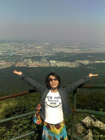 Zijinshan Astronomical Observatory Site