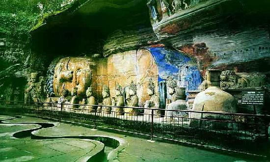 ‪The Dazu Rock Carvings‬