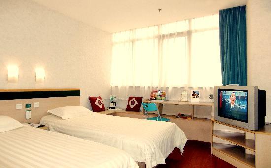 Silver Spring Hotel : 158元双床房
