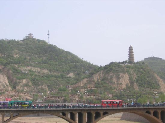 Yan'an Baota Pagoda