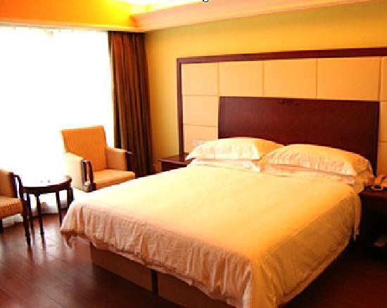 Vienna Hotel Beijing Huayuan: 客房