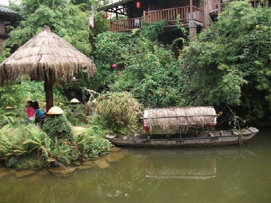 Shenzhen Guanlan Landscape Grange : 田园一角,别墅式酒店