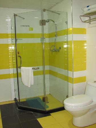 7 Days Inn (Wuhan Huashi): 卫生间
