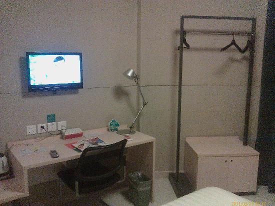 Jinjiang Inn Guiyang Daximen: 房间图-电视