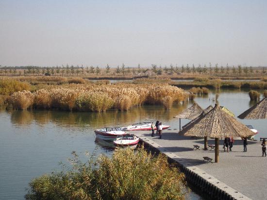Pingluo County, Kina: 景色怡人