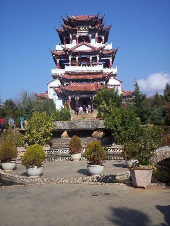 Dali Erhai Tianjing Temple