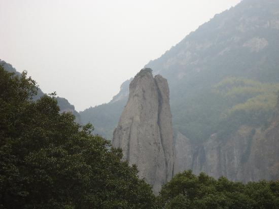 Pingyang County, China: 鳄鱼峰