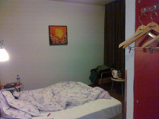 Motel 268 (Wuhan Zhongshan Park): 室内