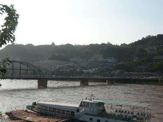 ‪Iron Bridge of Yellow River‬