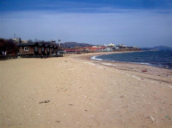 Xingcheng Seaside : 海岸