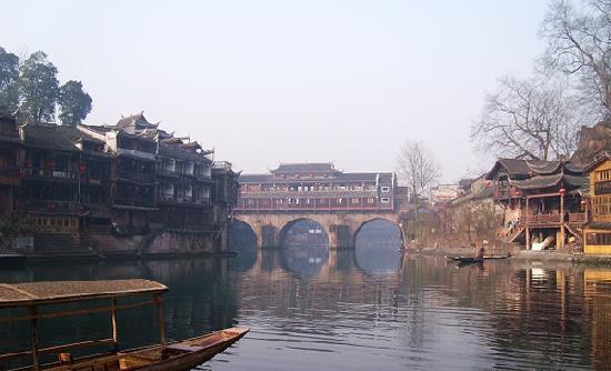 Dongchenglou Inn: 美丽的凤凰总是让人那么回味....