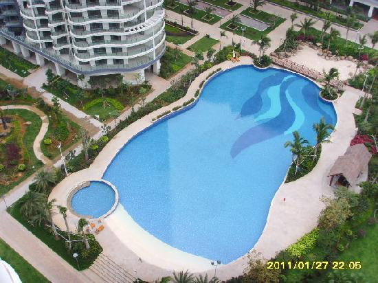 Longhigh Resort Apartment Meili Xinhaian: SSL20424