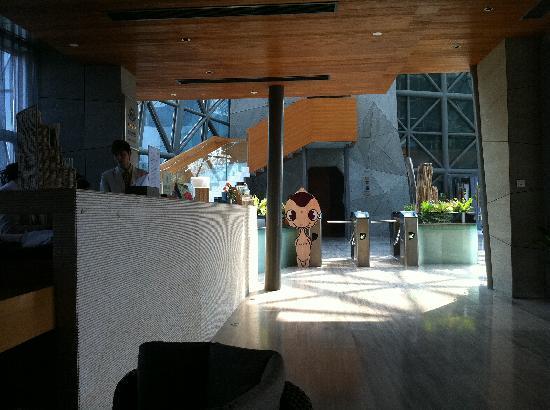 Dino-Valley Hotspring Resort Changzhou : 外宾入口
