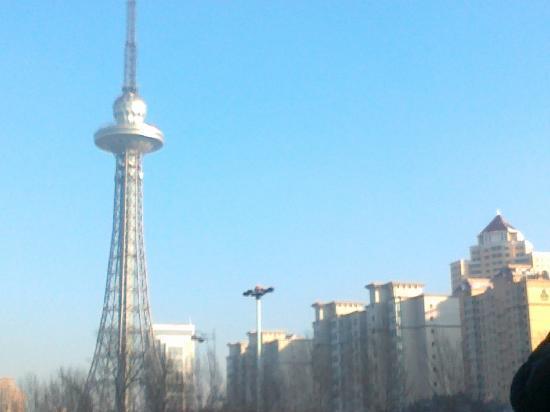 Харбин, Китай: 哈尔滨龙塔