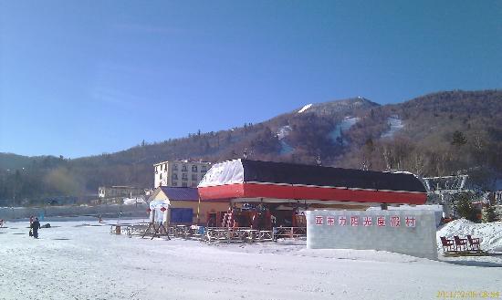 Sun Mountain Hotel