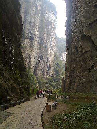 Chongqing Fairy Mountain