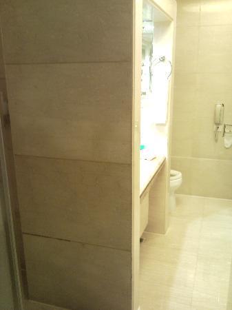Hejiangting Hanwen Hotel: 厕所
