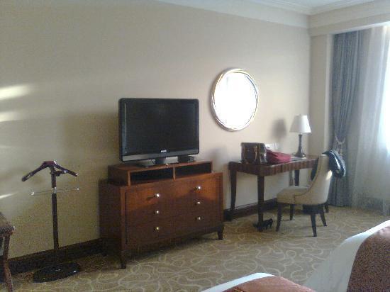 Fenyang Garden Boutique Hotel: 房间很宽敞