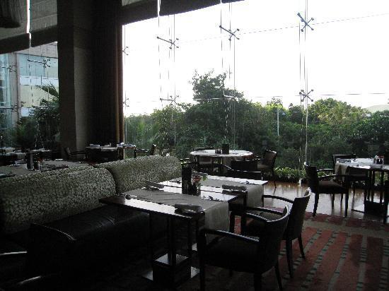 Nansha Grand Hotel: 优美的西餐厅