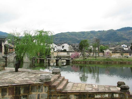 Ancient Buildings of Chengkan Village: 村口1